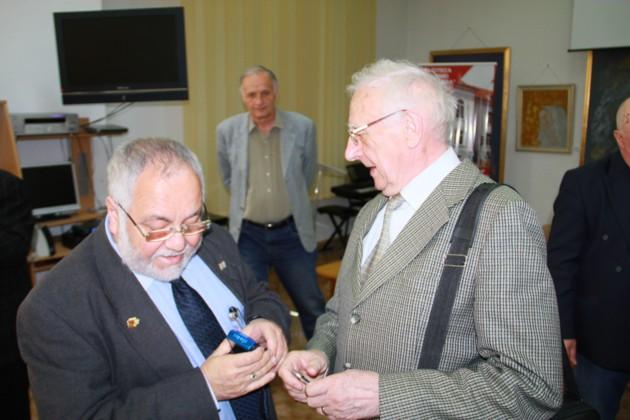 Falek Constantin Severin si Radu Bercea
