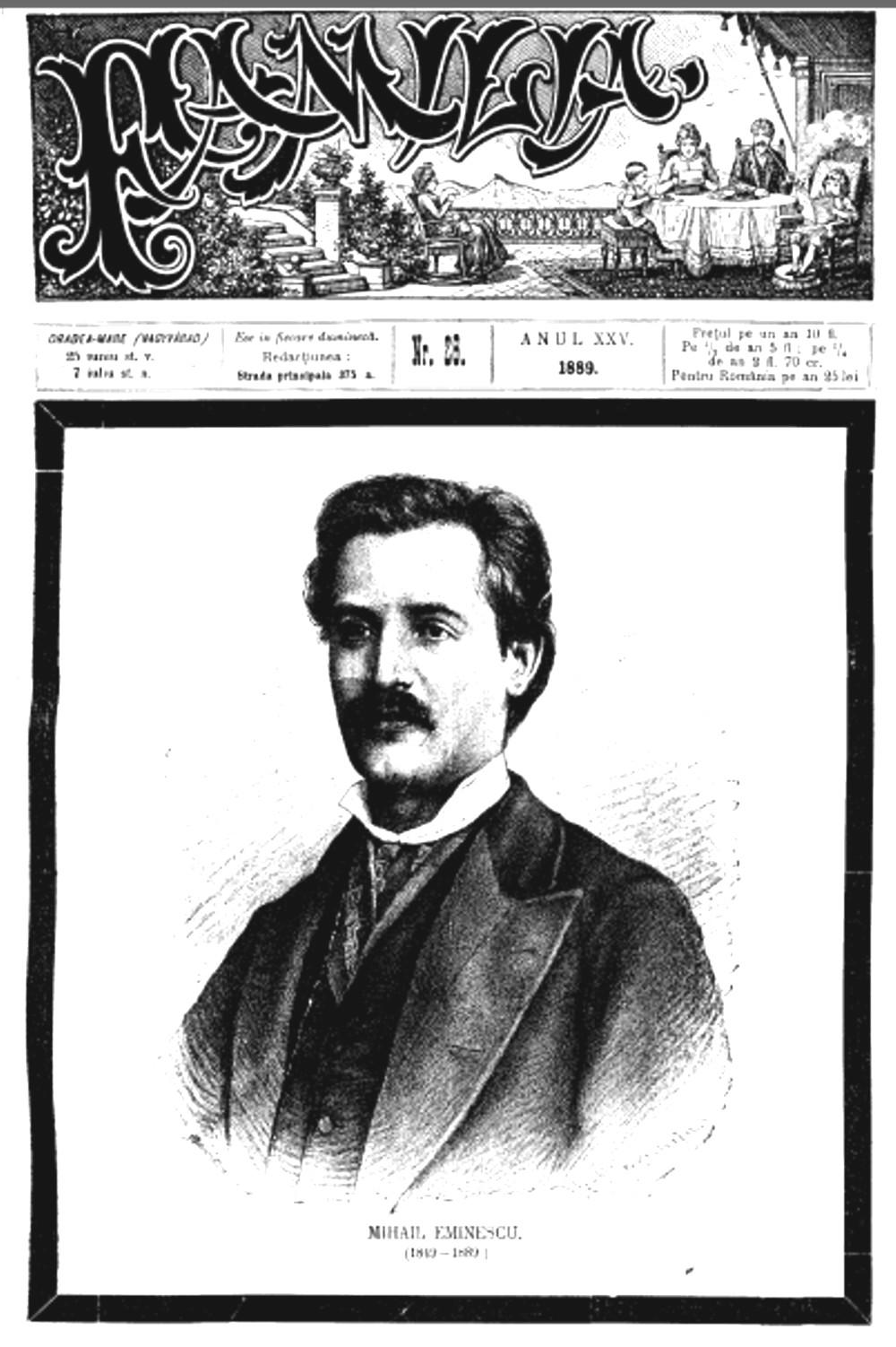 Familia 1889 Eminescu