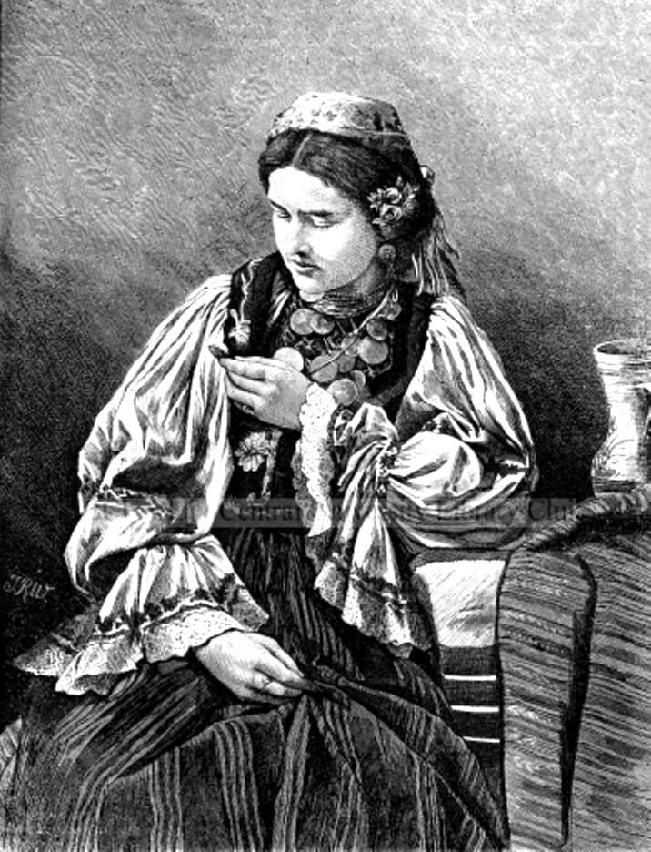 Fara romana ALBINA CARPATILOR nr 7 1877