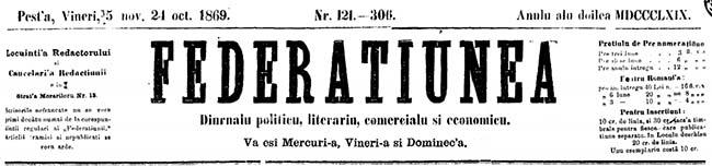 Federatiunea 1869