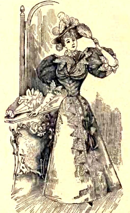 Femeie VATRA 13 1894
