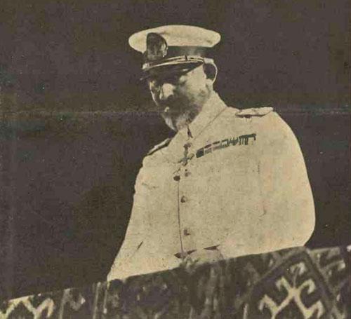 Ferdinand I  ILUSTRATIA SAPTAMANALA nr 2 1923