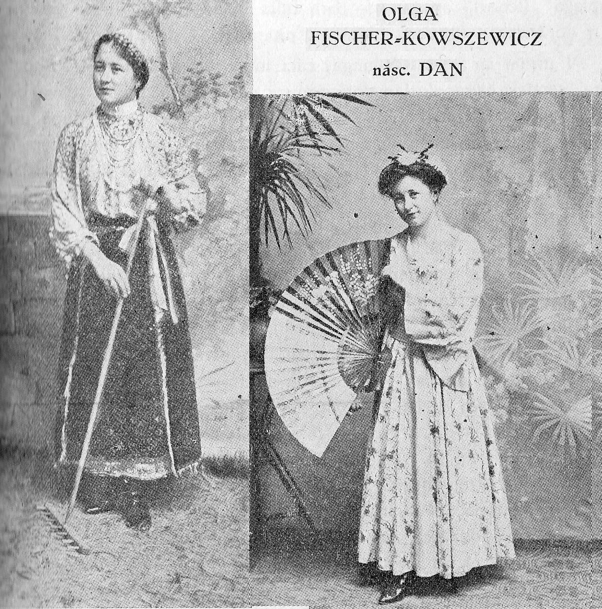 Fischer Kowszewicz Olga