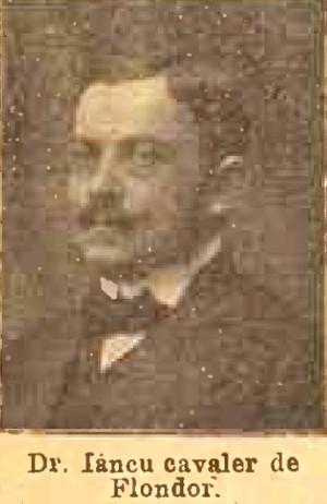 Iancu Flondor, Minerva 1904