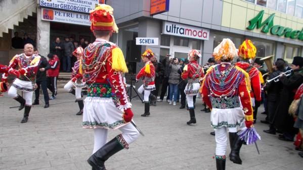Dansul bunghierilor din Şcheia