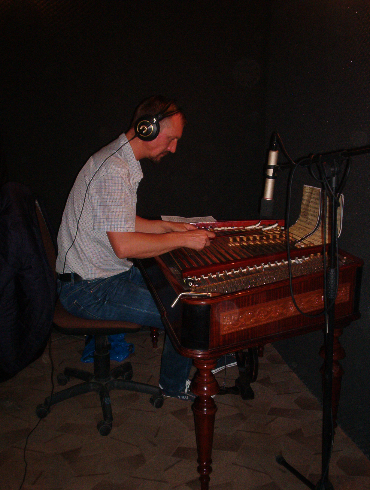 Fonotecarea cântecelor naţionale bucovinene (4)