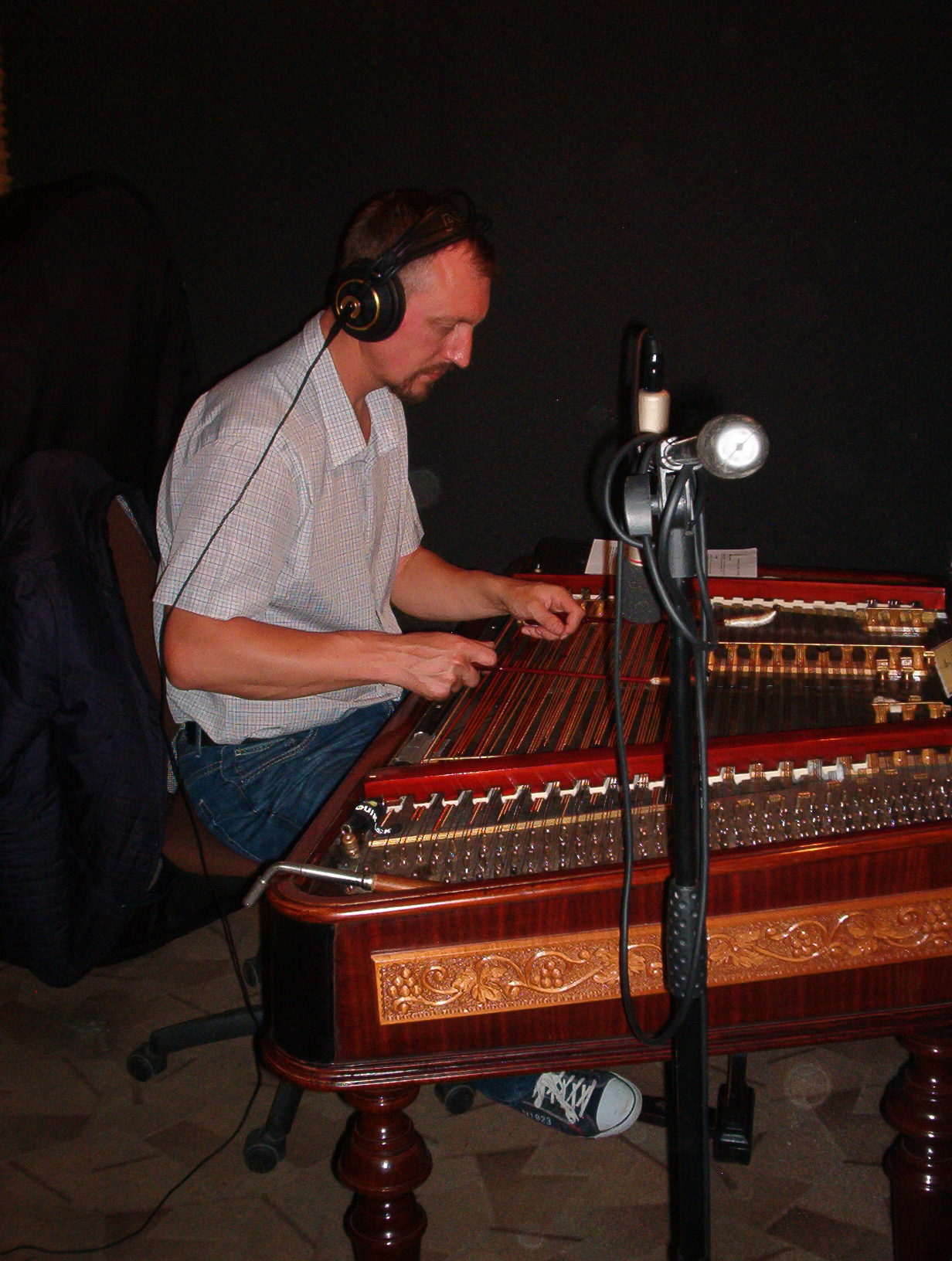 Fonotecarea cântecelor naţionale bucovinene (3)