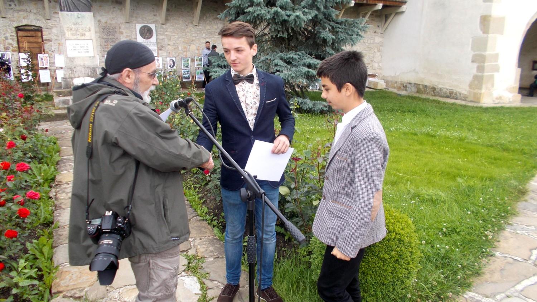 """Victor Rusu, premiindu-i pe siretenii de la """"Laţcu Vodă"""""""