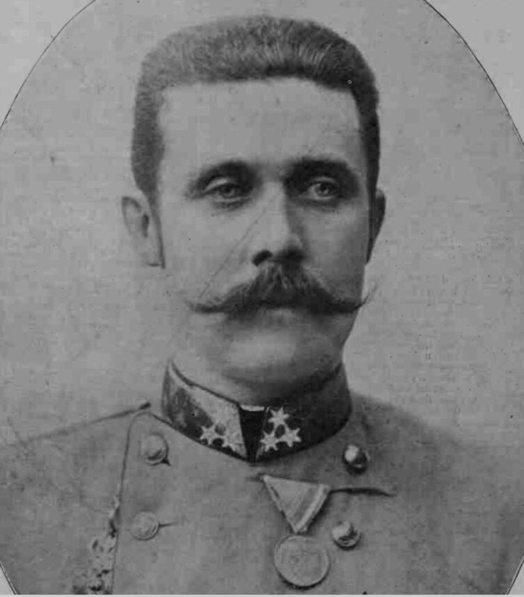 "Franz Ferdinand - ""Gazeta ilustrată"" nr. 28/1914"