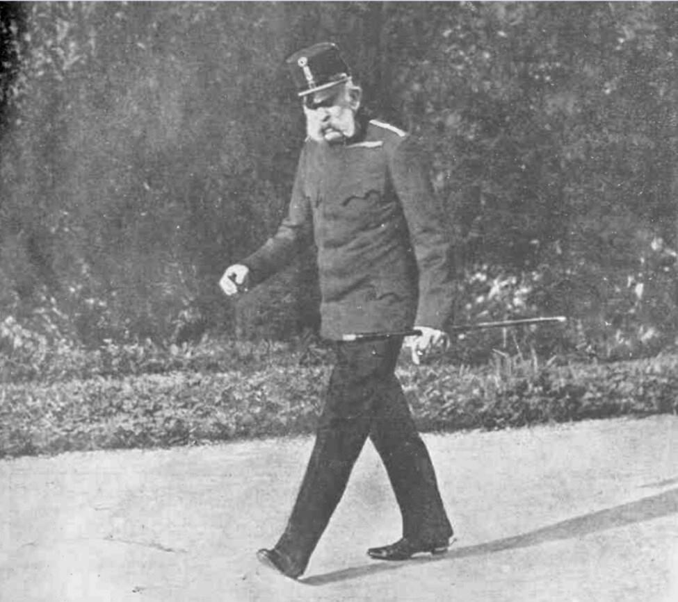 """Singurătatea """"drăguţului de Împărat"""" - """"Gazeta ilustrată"""" nr. 28/1914"""