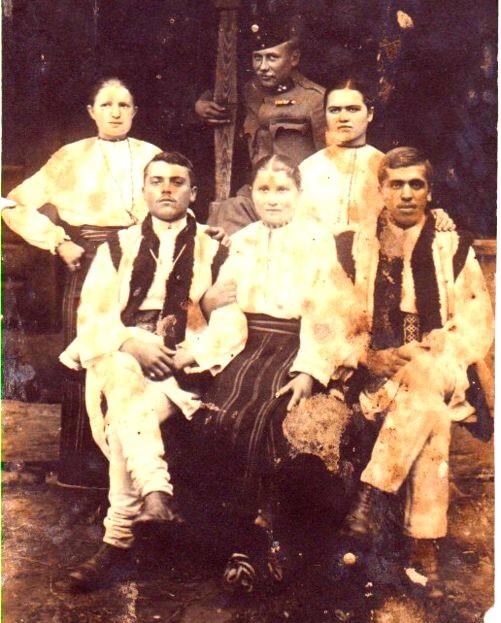 Fundu Moldovei familie rus