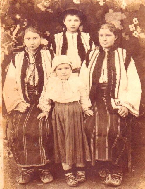 Fundu Moldovei familie