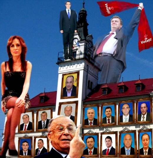 Ion Iliescu: Şi mai îndrăzneşte Băsescu să vorbească despre ţepe!...