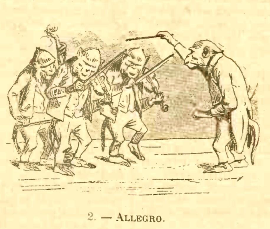GAZETA ARTELOR 1903 2 Allegro