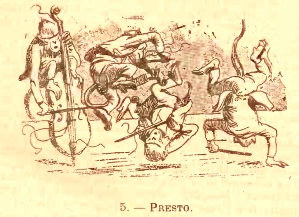GAZETA ARTELOR 1903 5 Presto