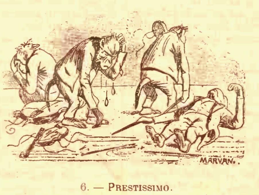 GAZETA ARTELOR 1903 6 Prestissimo