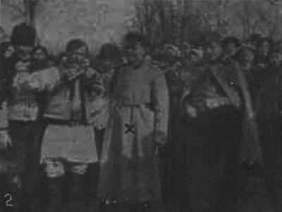 Ruși din Suceava, la o nuntă țărănească din Burdujeni