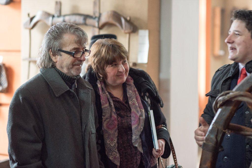 Constantin Irimia şi Carmen Chirap - foto Gabriel Sandu