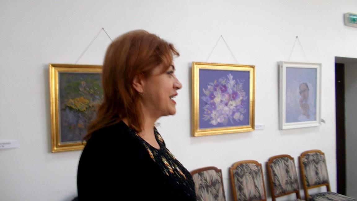 Gabriela Teişanu - foto: Ion Drăguşanul