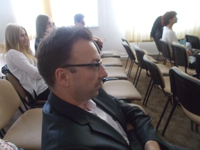 Gabriel Carabus directorul Bibliotecii Bucovinei