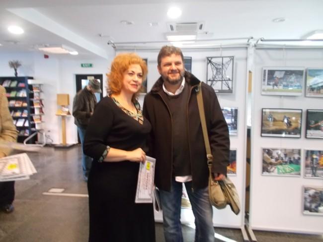 Nici Gabriela Teişanu nu ratează molipsitul de talent şi reciproca Bobby Stroe