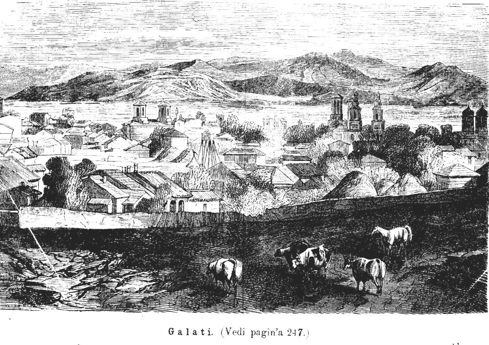Galati Familia 21 din 1866