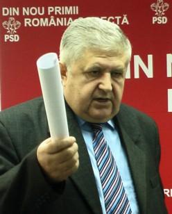 Gavril MÎRZA, un fost mare politician sucevean