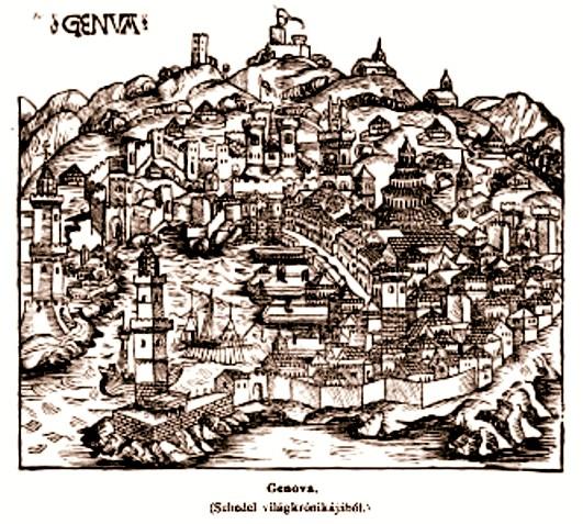 Genova in Szilagyi