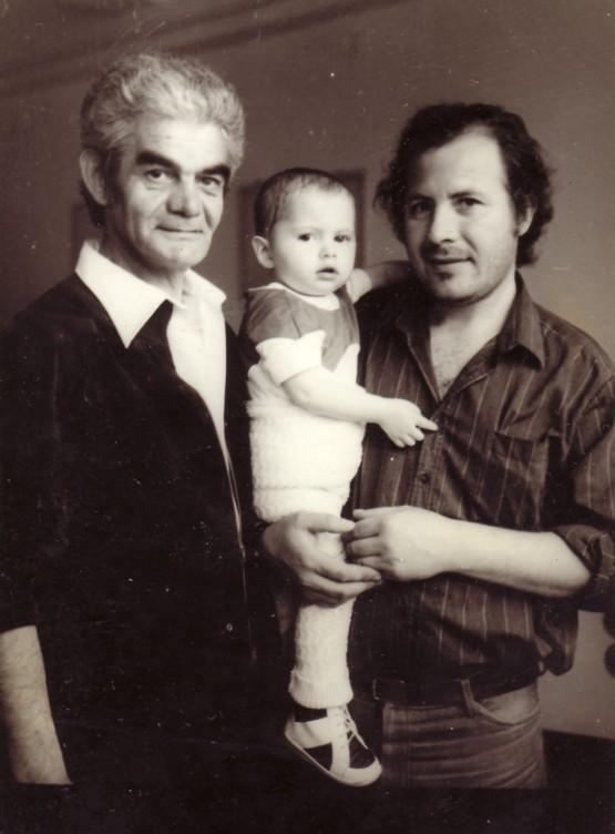 Gheorghe Parascan, Cozmina şi Ion Drăguşanul