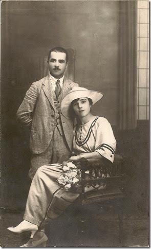 Gheorghe şi Mathilda Halarevici