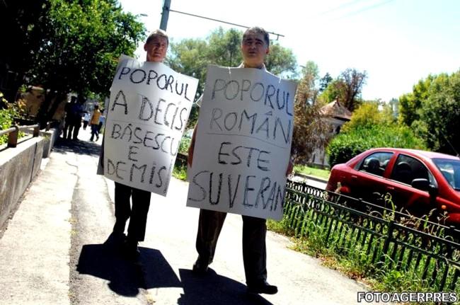 Ghişe de sub Tâmpa, la Cotroceni - foto: www.hotnews.ro