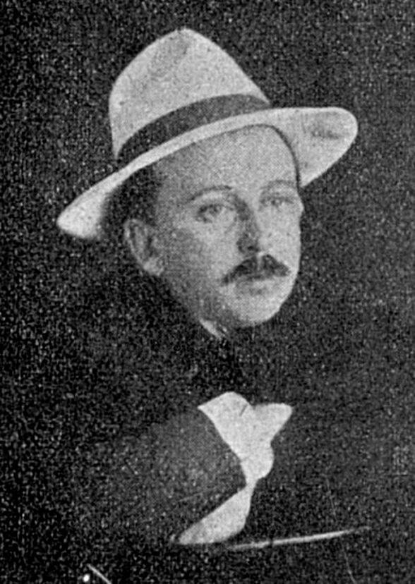 Octavian GOGA, în 1909