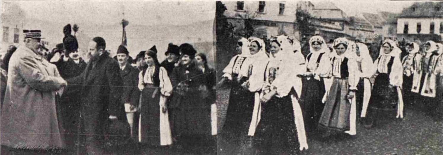 Gral Berthelot in Ardeal 0 LUCEAFARUL 2 1919 ian 15
