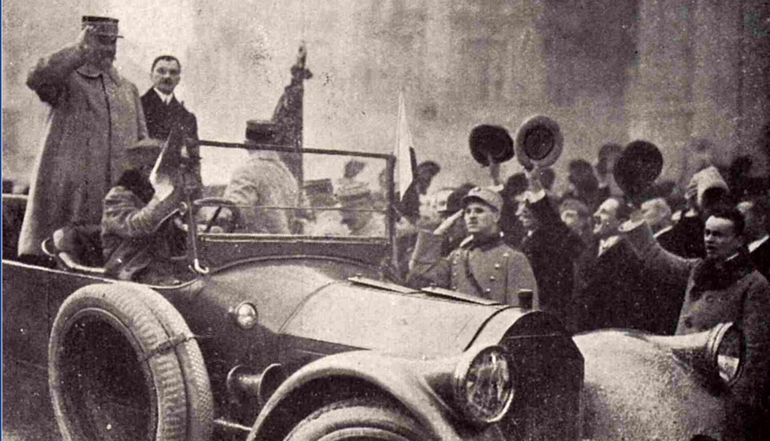 Generalul Beethelot, în Ardeal - Luceafărul, 15 ian. 1919