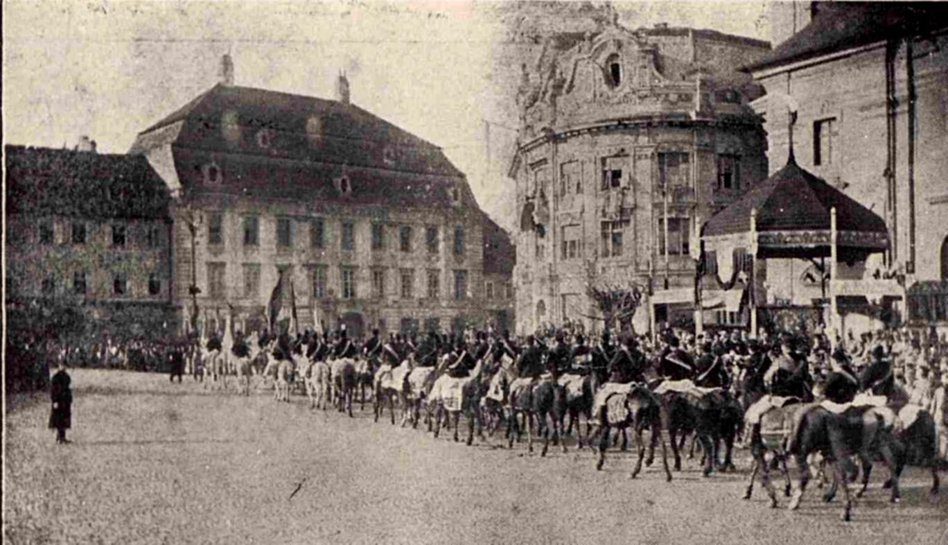 Gral Berthelot in Ardeal 2 LUCEAFARUL 2 1919 ian 15