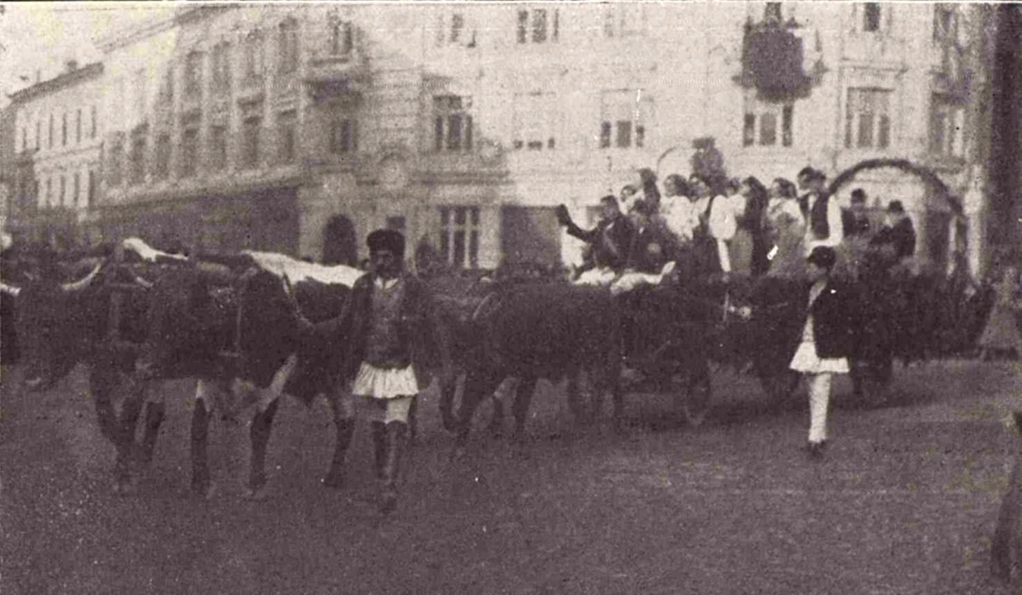 Gral Berthelot in Ardeal 5 LUCEAFARUL 2 1919 ian 15