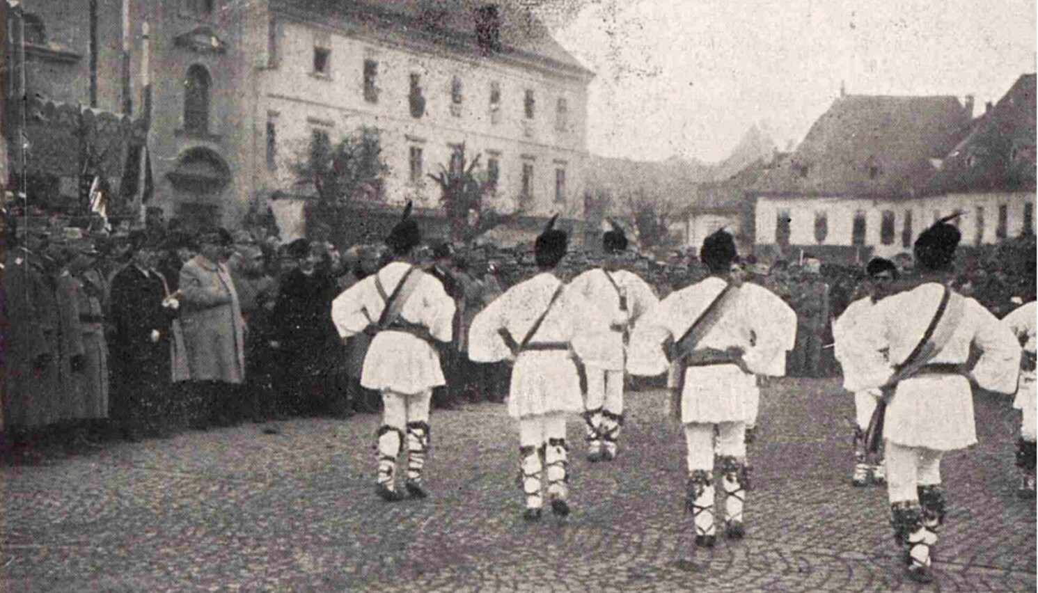 Gral Berthelot in Ardeal 6 LUCEAFARUL 2 1919 ian 15
