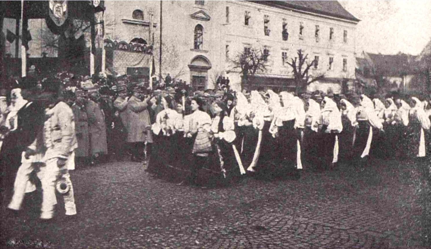 Gral Berthelot in Ardeal 7 LUCEAFARUL 2 1919 ian 15