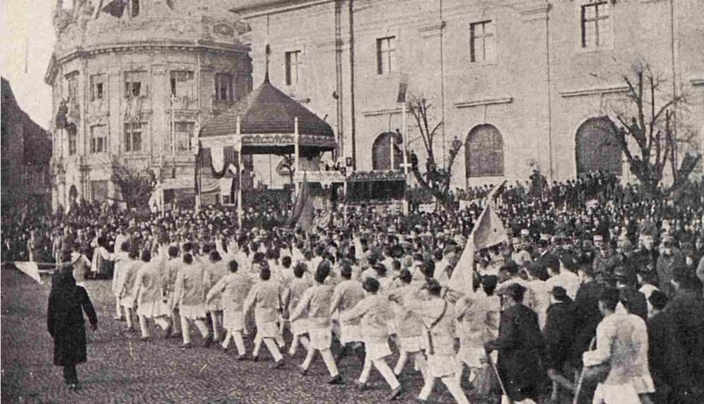 Gral Berthelot in Ardeal 8 LUCEAFARUL 2 1919 ian 15