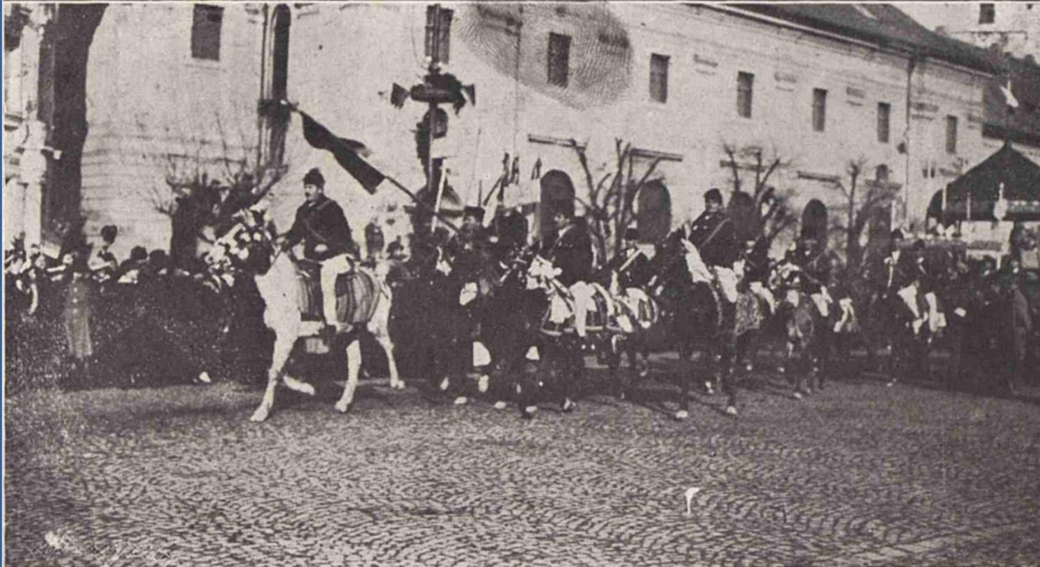 Gral Berthelot in Ardeal LUCEAFARUL 4 1919 ian 15