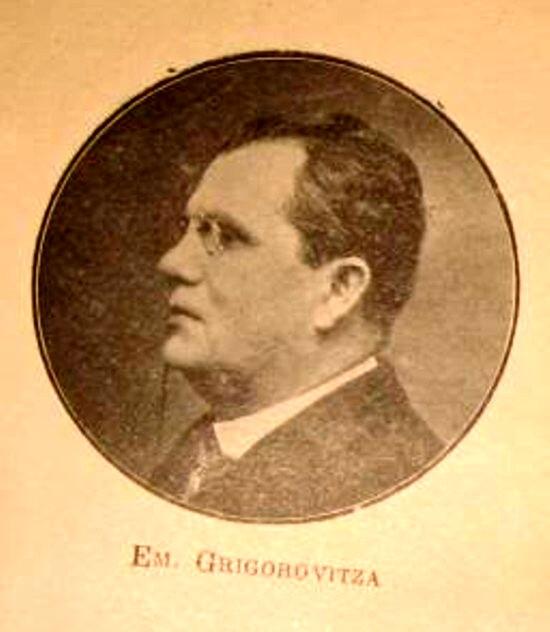 Grigorovitza