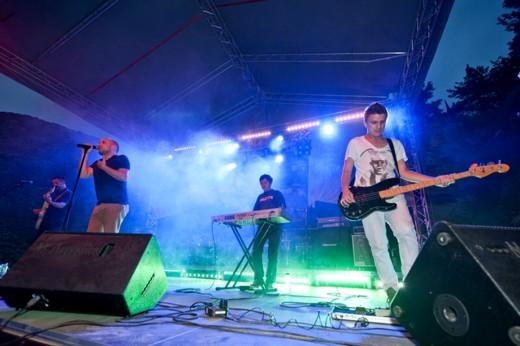 Singura trupă din România, care şi-a adjudecat un premiu la Festivalul de Rock din Londra: GRIMUS - Fotografie de Victor T. RUSU
