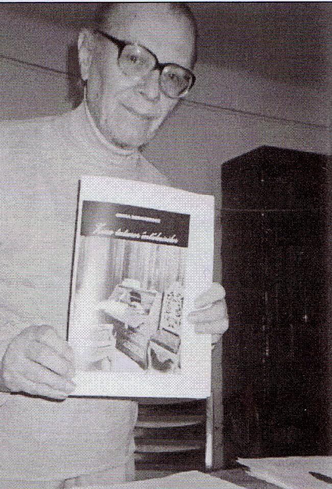 Gruia Bodnărescu şi ultima lui carte