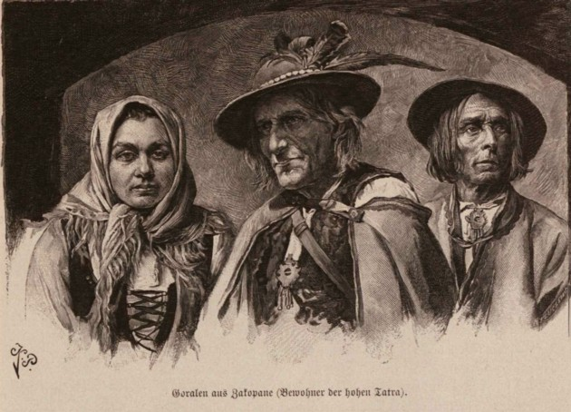 Gurali din Zakopane, p. 267