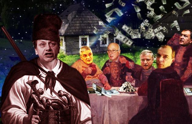 Crin, haiducul lui Terente: Liberalism înseamnă să iei de la săraci şi să dai la bogaţi. Deci vorbim tot despre un fel de haiducie, dar una modernă...