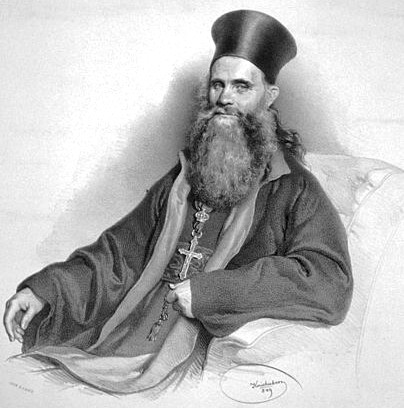 Eugen Hacman, despot clerical