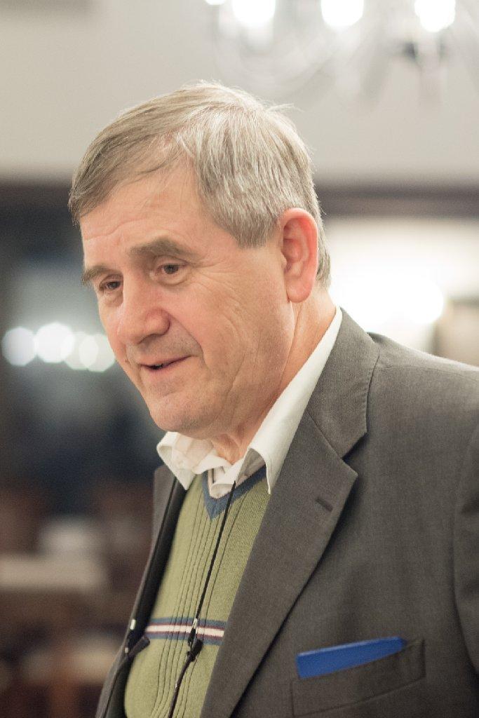 Managerul Viorel Varvaroi - foto Gabriel Sandu