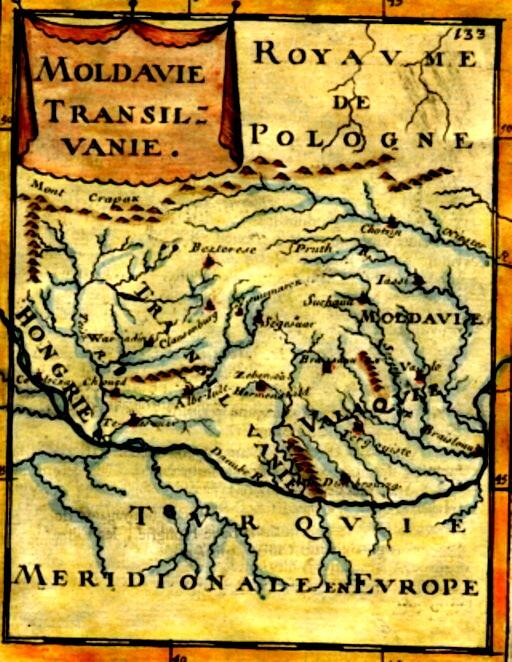 Harta vazuta de Munster