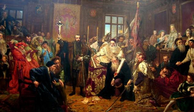 Seimul Lituaniei, adesea potrivnic lui Sobiecki