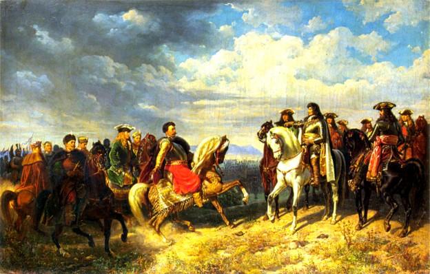 Jan Sobiecki, salvatrorul Europei, şi Leopold I